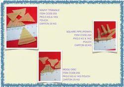 Continental GBG Potato Papad Pellet, Packaging Type: Box