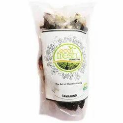 Ecofresh Organic Tamarind, Packaging Size: 500 Gm