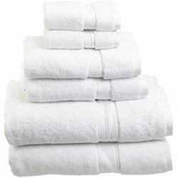 White Plain Towel