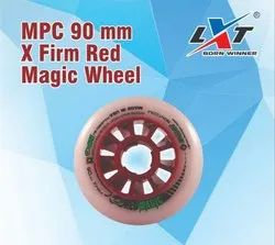 90 mm X Firm Red Magic Wheel Set
