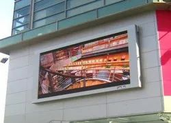 P6mm Outdoor Advertising LED Display