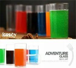 Transparent Juice Glass, for Restaurant