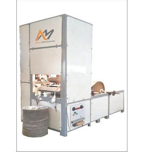 Fully Automatic Dona Making Machines Double Die Paper