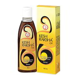 Dr. JRK's Herbal Kesh Raksha Oil, Pack size: 100 ml, Packaging Size: Plastic Bottle