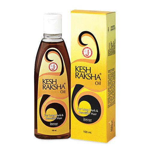 Dr. JRK's Herbal Kesh Raksha Oil, Pack size: 100 ml, Packaging Size: Plastic Bottle