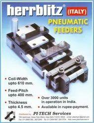 Herrblitz Medium Duty Pneumatic Feeder