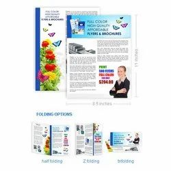 Leaflets Printing Services