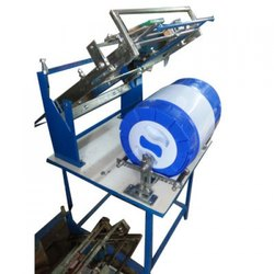 Water Jug 20 Liter Screen Printing Machine