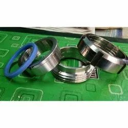 SS Dairy Din Union Fittings