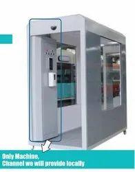 Smart Temperature & Checking Disinfection Unit