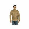 Maskino Men Round Collar Cotton Jacket  ME-Jck-8019