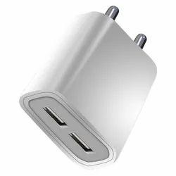5V 3 1A 2 Port USB Charger for Mobile Phones Tablet
