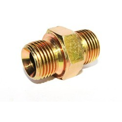 Gauge Qualified Hydraulic Hex Nipple