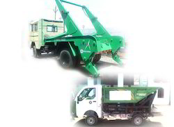 Hydraulic System for Solid Waste Handling Equipment