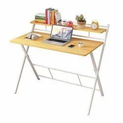 Modern Wooden Folding Computer Desk