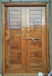Decorative Wooden Sagwan Doors