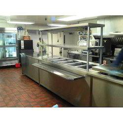 Stainless Steel Kitchen Cabinet - SS Kitchen Cabinet ...