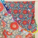 Hand block Printed Dupatta
