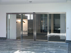 Glass Fire Rated Sliding Door