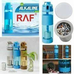 Plastic Screw Cap Alkaline Bottle, For Drinking Water, Capacity: 800 Ml