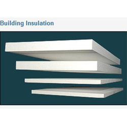 White Rectangular EPS Thermocol Sheets, For Insulation