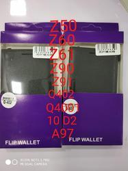 Single Packing Wallet Flip for Micromax