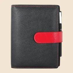 Black Leather Executive Diary