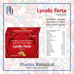 Antioxidants,Lycopene,Mecobalamin,Lutein& Beta Carotene Capsules
