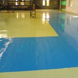 Polyurethane Floor Coating