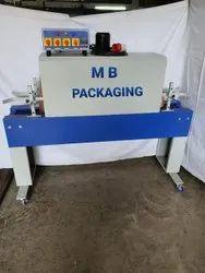 Bottle Labeling Shrink Sleeve Wrapping Machine