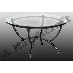 Fancy Glass Table