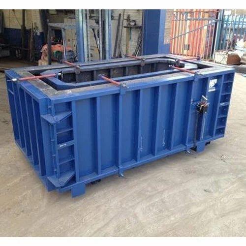 Precast Concrete Steel Mould - View Specifications & Details of