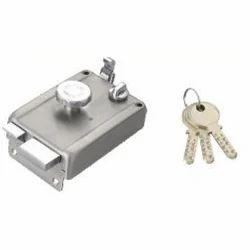 Dual Bolt Latch Lock 1 Side Key 1 Side Knob