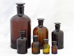 Amber Glass Reagent Bottles