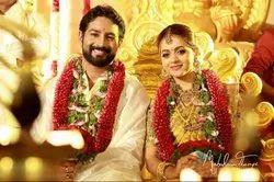 malayalam wedding decoration, india