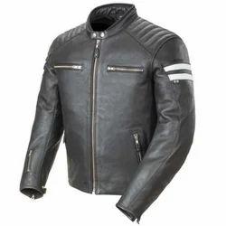 Black Men Leather Jackets