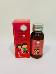 Mefenamic acid with paracetamol