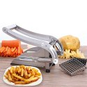 Stainless Steel French Fry Cutter With Cutting Blades