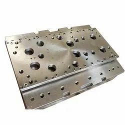 Aluminium Pressure Die Casting Mild Steel Die Casting Mould