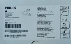 Philips Airway Adapter Set H M2772a Sampling Line