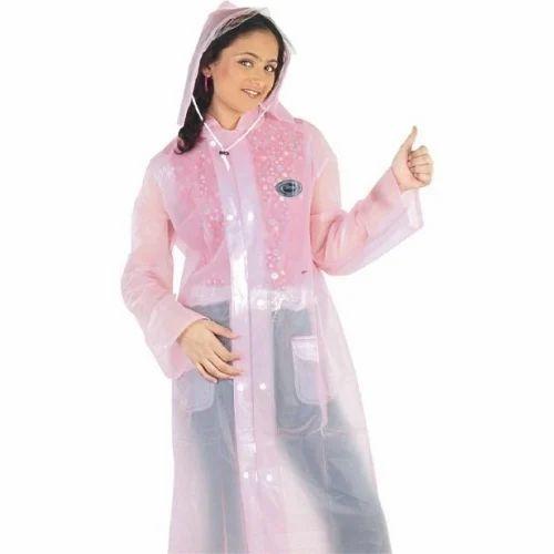 94f9e8a13 Girls Plastic Raincoat at Rs 180 /piece | Plastic Raincoat | ID ...