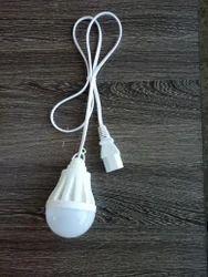 Kisan Tools Cool daylight 5 Watt DC Sprayer LED Bulb