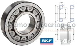 NU 2312 ECP SKF Cylindrical Roller Bearing