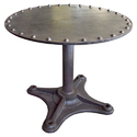 Industrial Furniture cast iron table