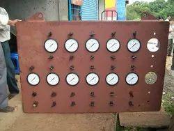 Mild Steel Control Panel Board