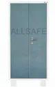 "Metal Allsafe Eco Full Hanger/partition Almirah, Size/dimension: 36""x22""x78"""