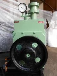 Double Stage Oil Sealed Rotary High Vacuum Pump