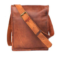 Full Flap Leather Bag