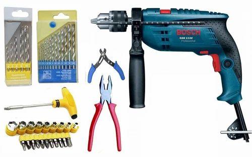 impact drill bosch. bosch gsb 13 re impact drill machine , 550 watts, 13mm hot s