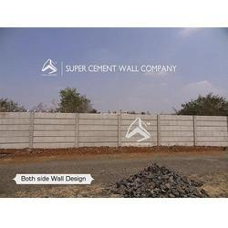 RCC Precast Prestressed Compound Wall